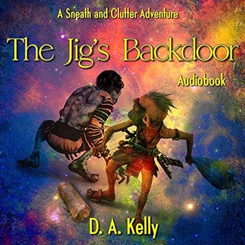 Image of Audiobook the Jig's Back Door